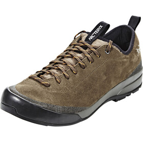 Arc'teryx Acrux SL Leather GTX Shoes Men brown/black